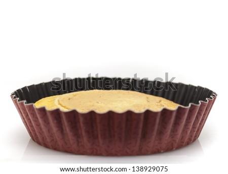 Homemade Pie - stock photo