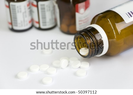 homeopathic pills called schussler salze