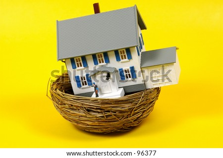 Homeownership Concept - stock photo