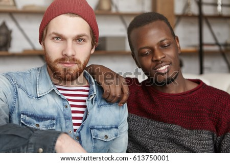 Interracial male pictures