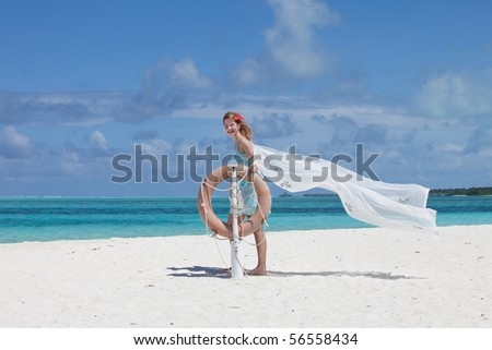 Honeymoon - stock photo