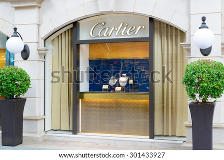 Hong Kong May 6 2015 Fashion Stock Photo 301433927 Shutterstock