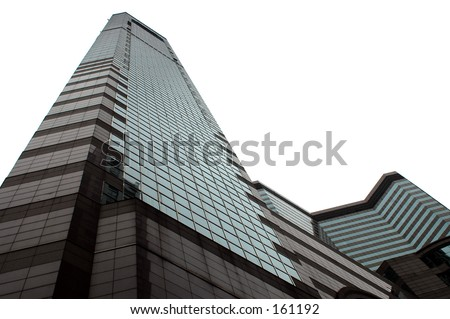 Hong Kong Stock Exchange - stock photo