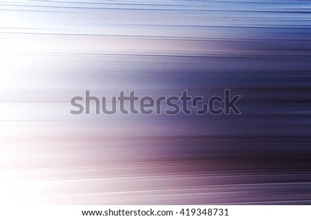 Horizontal extruded 3d cubes illustration background - stock photo