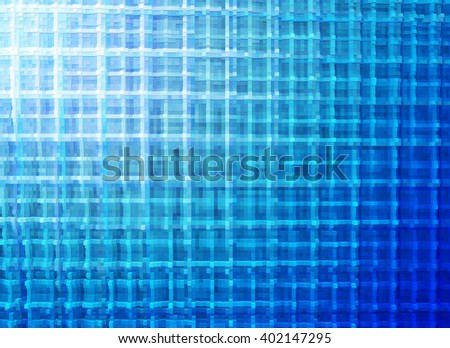 Horizontal illustration background
