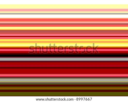 horizontal striped background - stock photo