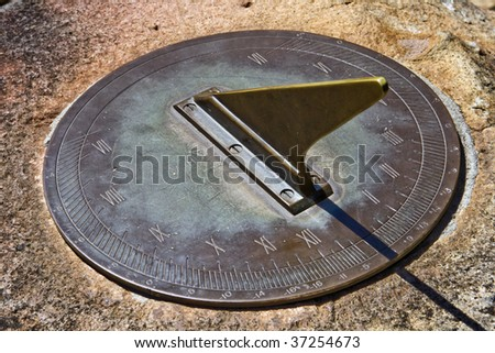 Sun Dial Stock Images Royalty Free Images Amp Vectors
