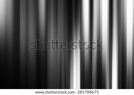 Horizontal vertical black and white abstract curtains background backdrop - stock photo