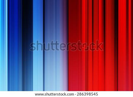 Horizontal vertical blue red business portfolio background backdrop - stock photo