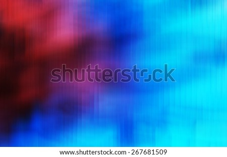 Horizontal vivid vibrant 3d extruded lines  business presentation abstraction background backdrop - stock photo