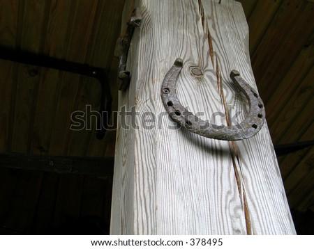 Horseshoe - stock photo