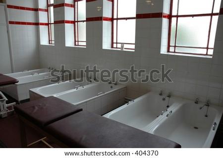hospital bathroom. hospital chamber Hospital Bathroom Stock Images  Royalty Free Vectors