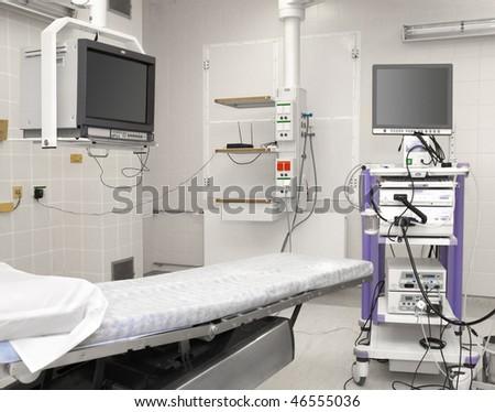 Hospital operating room - stock photo