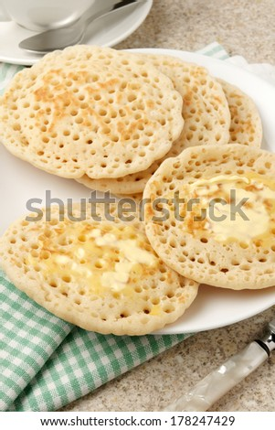 recipe: crumpets pikelets [15]