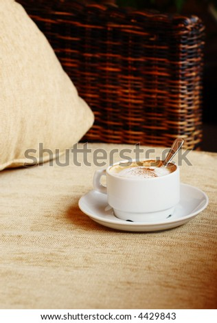Hot Coffee - stock photo