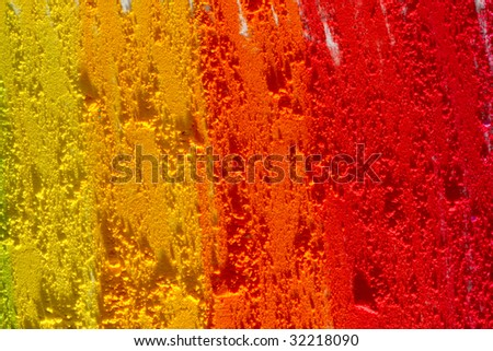 Hot colors texture - stock photo