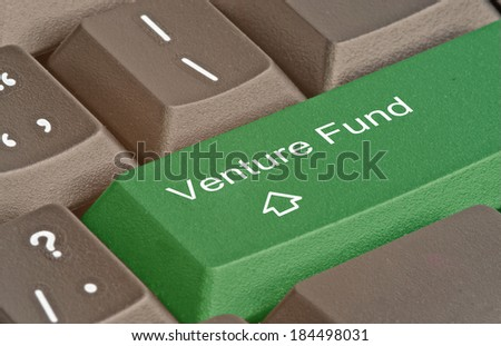 Hot key for venture fund