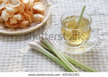Hot Lemongrass tea