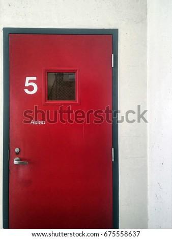 Hot Red Door Script U0027asianu0027, At Denver ...