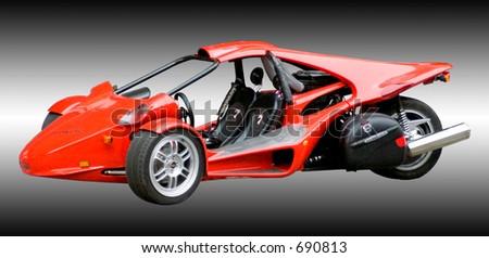 Hot wheels - stock photo