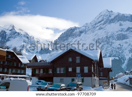 Hotels Near The Eiger Mountain