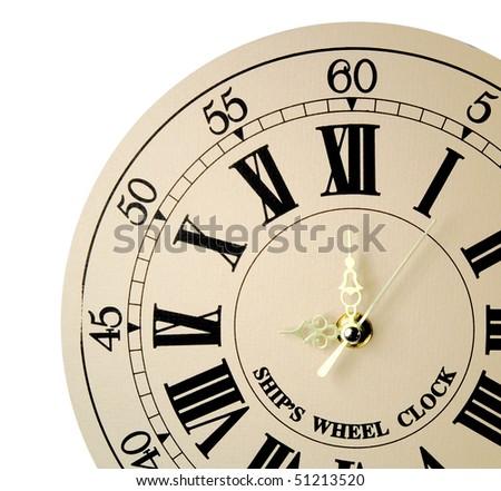 Hours - stock photo