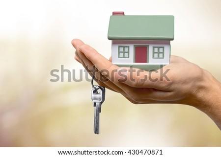 House. - stock photo