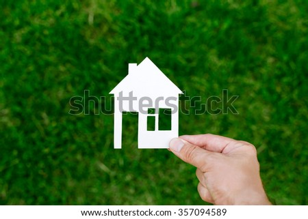 house, apartment or agency of real estate