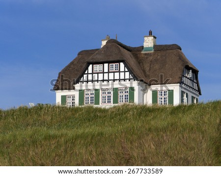 house beside the sea