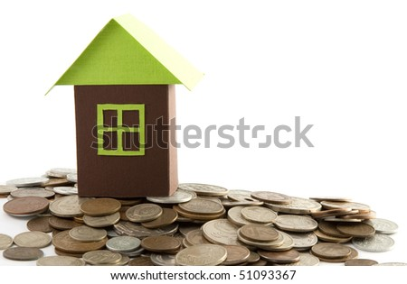 House concept - stock photo