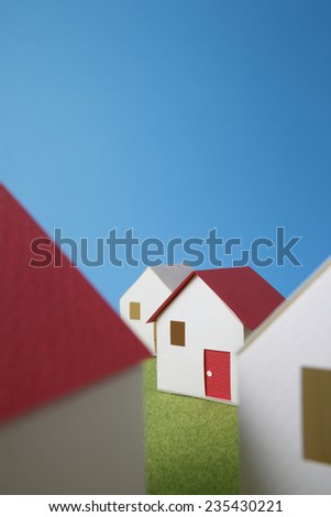 House images - stock photo
