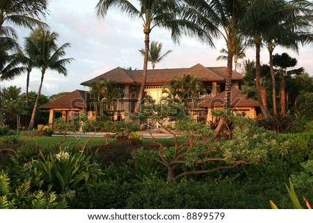 House in Hawaii