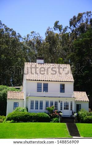 House of San Francisco - stock photo