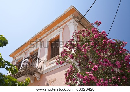 House on Samos