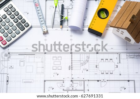 Construction estimate stock images royalty free images for Estimate calculator for house construction