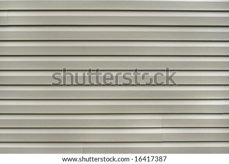 House Siding Texture - stock photo
