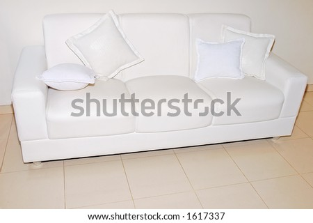 House Sofa - stock photo