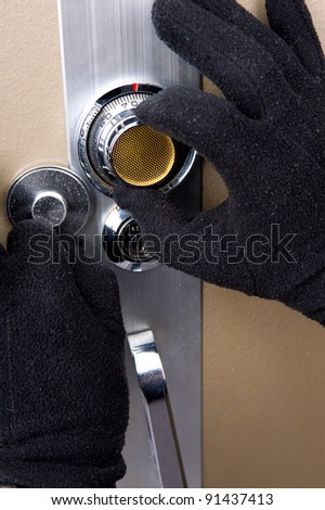housebreaking - stock photo