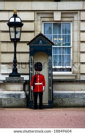 Household guard - stock photo