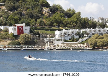 Houses in Bodrum Turkey
