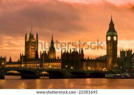 Houses of Parliament, London, United Kingdom