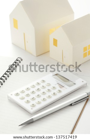 Housing - stock photo