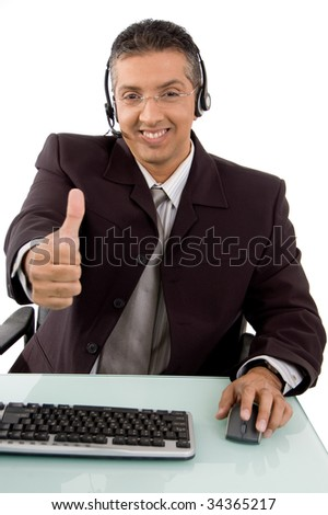 How can i help you? - stock photo