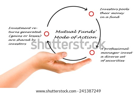 How Do Mutual Funds Work? - stock photo