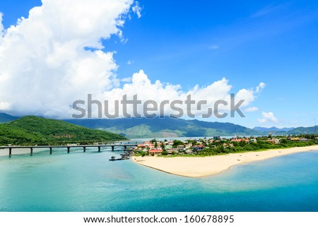 Hue, Vietnam - stock photo