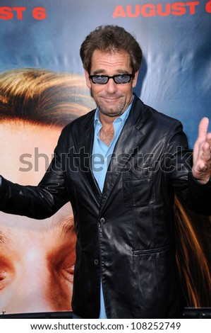 """Huey Lewis  at the Los Angeles Premiere of """"Pineapple Express"""". Mann Village Theater, Westwood, CA. 07-31-08 - stock photo"""