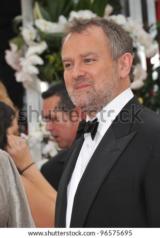 Hugh Bonneville at the 69th Golden Globe Awards at the Beverly Hilton Hotel. January 15, 2012  Beverly Hills, CA Picture: Paul Smith / Featureflash