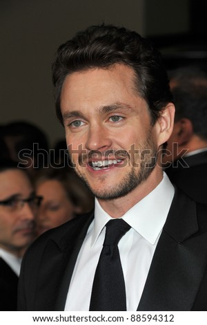 Hugh Dancy at the 63rd Annual Directors Guild of America Awards at the Grand Ballroom at Hollywood & Highland complex, Hollywood.. January 29, 2011  Los Angeles, CA Picture: Paul Smith / Featureflash