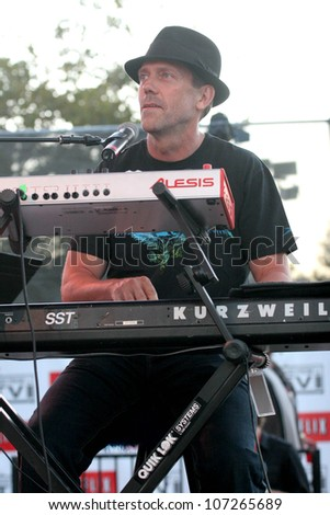 Hugh Laurie at 'Band F...