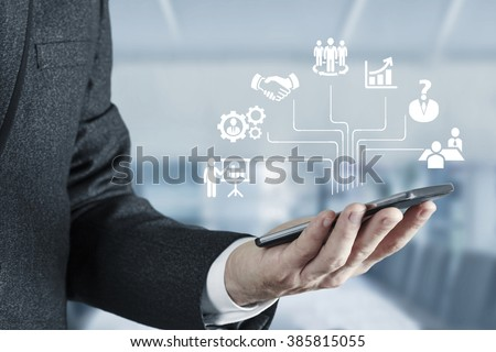 Human resources consept  - stock photo
